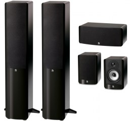 Boston Acoustics A360 + A25 + A225