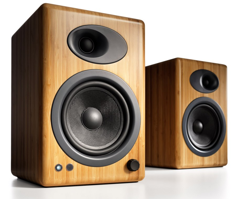 Audioengine A5+ Bamboo