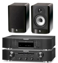 Marantz PM-5005 + CD-5005 + Boston Acoustics A26