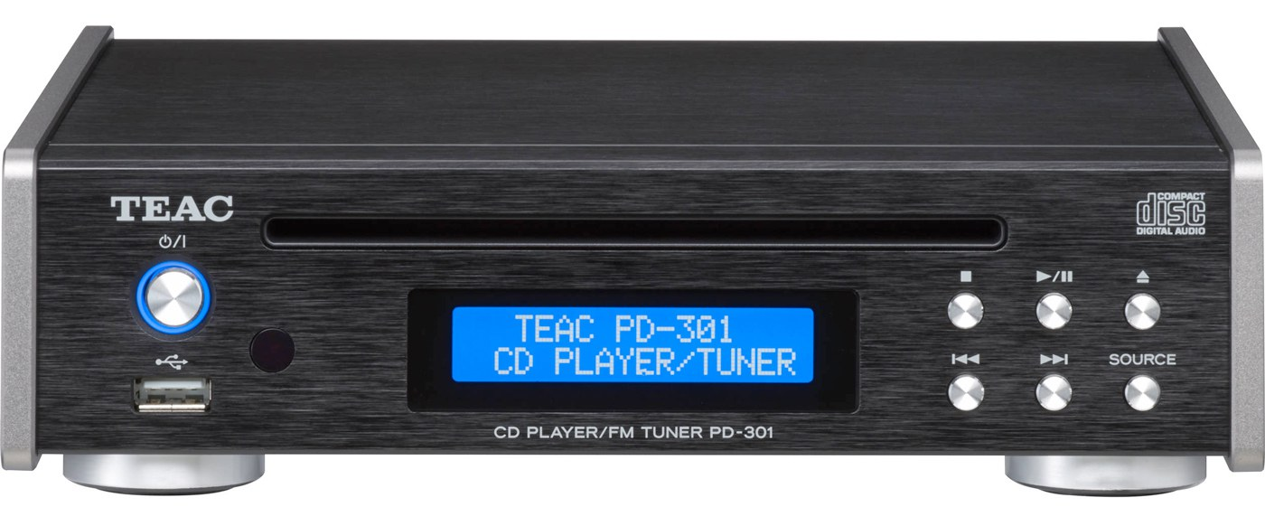 Teac PD-301 Reference