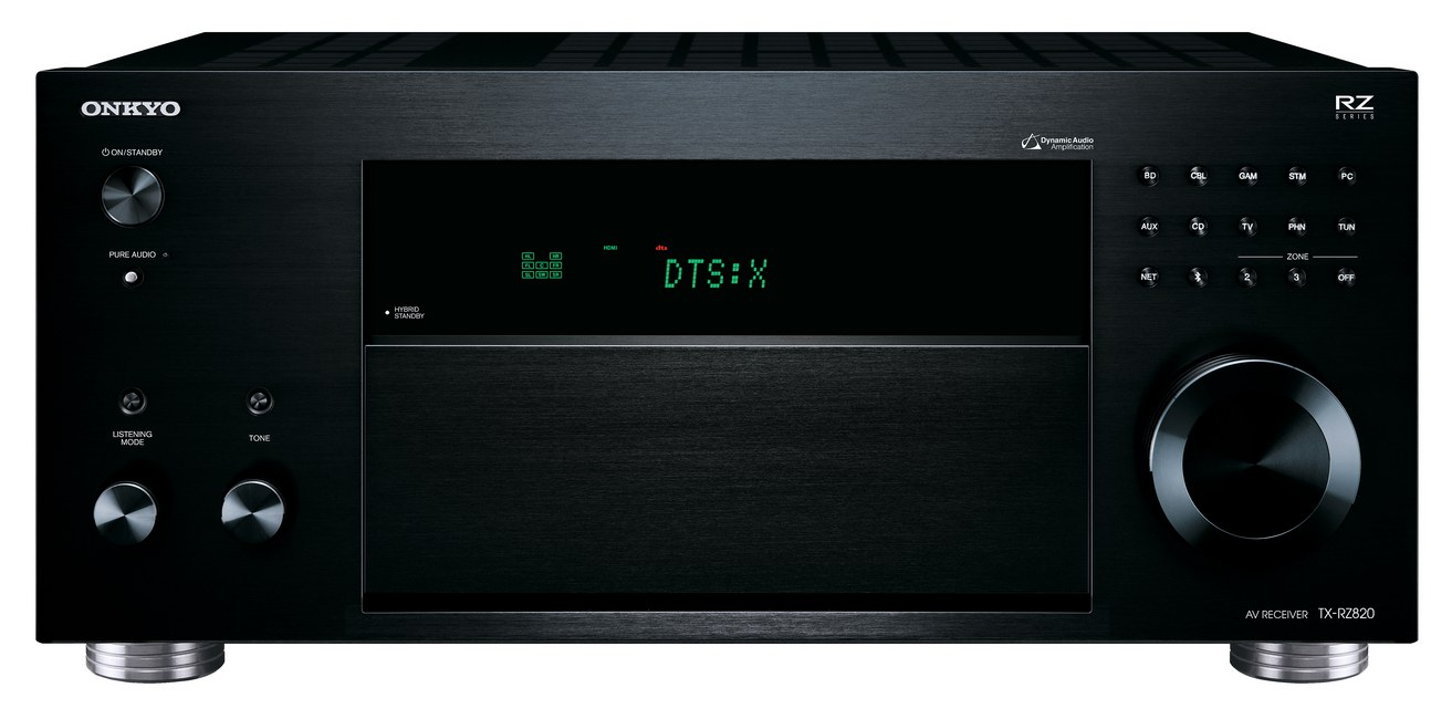 Onkyo TX-RZ820 7.2 THX Select2 Plus Wifi / BT