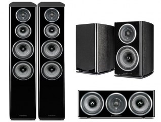 Wharfedale Diamond 11.4 + 11.1 + 11CS