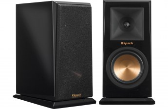 Klipsch RP-150M Piano Black Limited